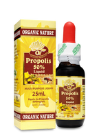Organic Nature Propolis Liquid 50% health supplements