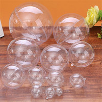 Plastic decorate ball,plastic ball 300mm,hollow acrylic ball