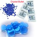2000 Pcs 11mm Soft Crystal Bullet Water Gun Paintball Bullet Orbeez Gun Toy Nerf Bibulous Air