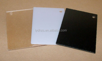 Plastic Clear Acrylic Sheet/ Acrylic Sheet Black/white Plexiglass ...