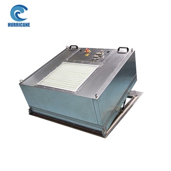 Industrial pharmaceutical modular cleanroom laminar flow hood fan filter unit(FFU)-GMP standard