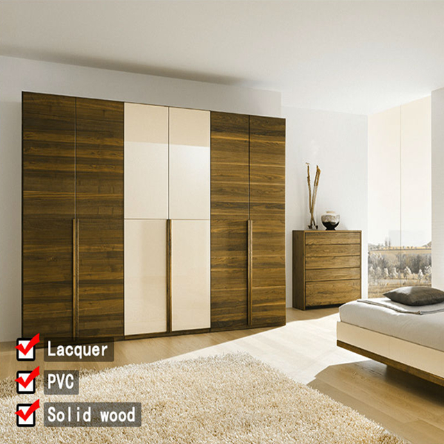 American Project Modular Bedroom Wardrobe With Swing Door ...