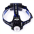Hot Sale Zoomable Head Torch 3 Modes Super Bright Camping Hiking Head Lamp Rechargeable LED Headlamp