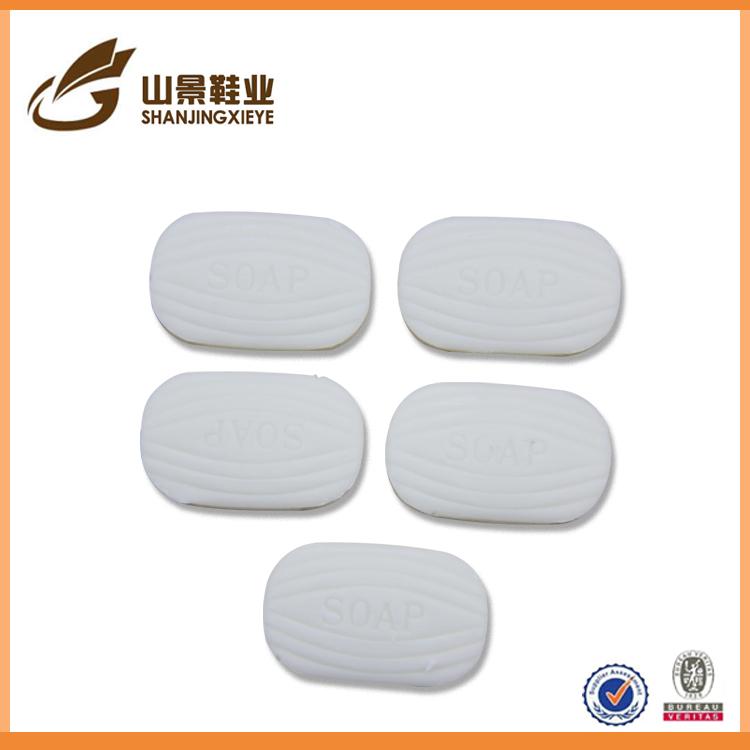Custom Made Hotel Soap 15 gram round soap from Yangzhou