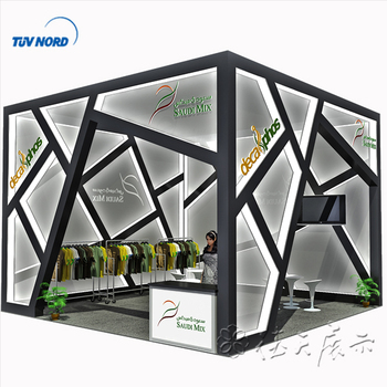 3d Exhibition Booth Design : Detian offer trade show stand d custom design booth outdoor
