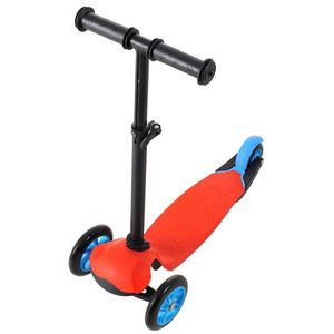 Factory Directly Sale Free Logo Steel Brake Small Baby 3 Wheel Scooter India