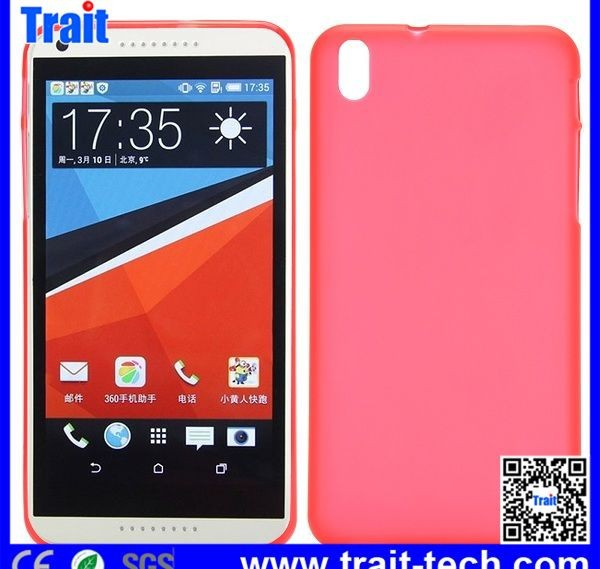 Cheap Price Various Color TPU Back Case for HTC Desire 816