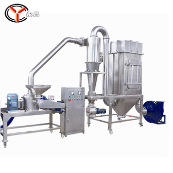 china WFJ series pulverizer machine fine powder grinding machine for wheat corn rice bean cereal flour