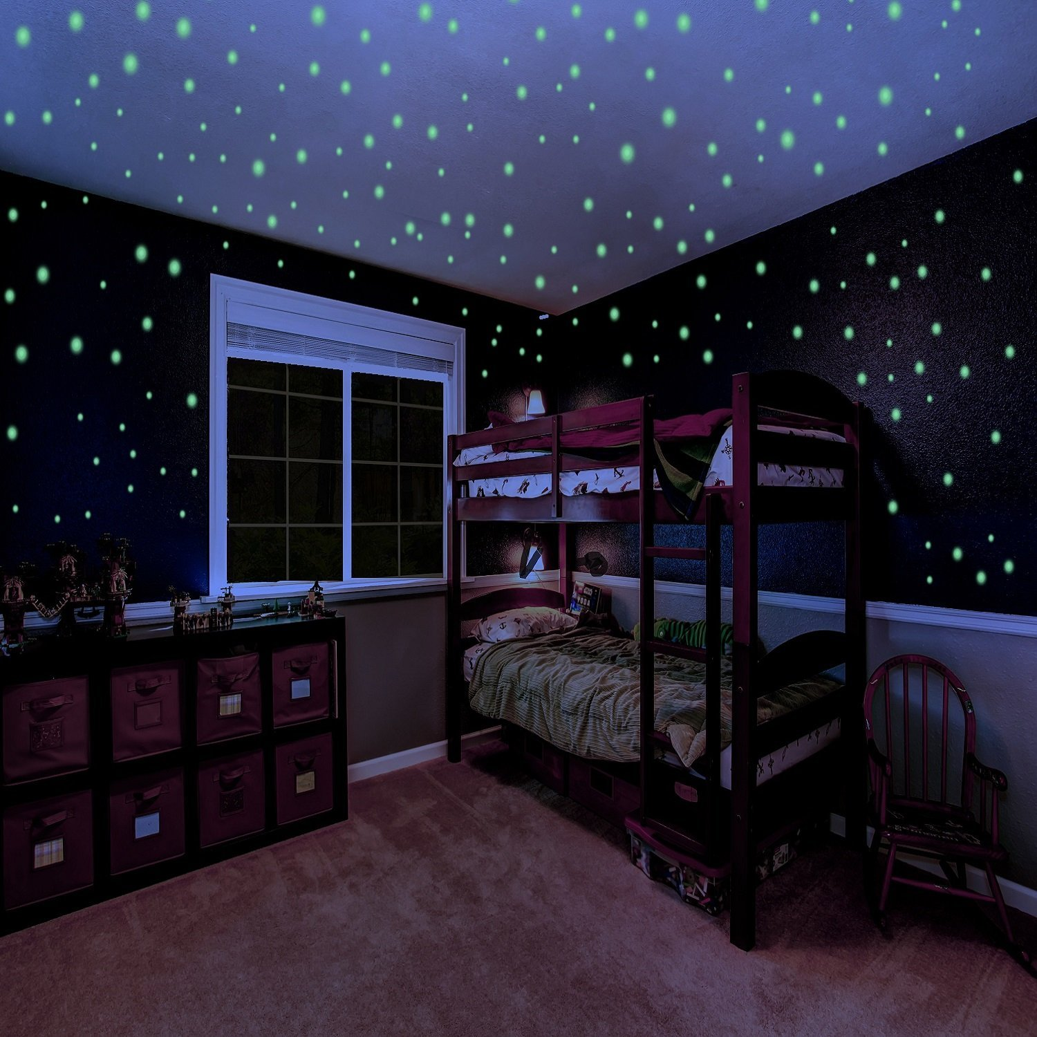 Glowing Stars Ceiling Find