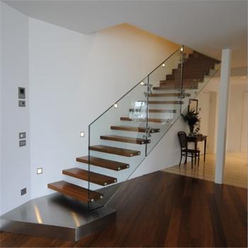 Treppe Modern kit freischwinger single stringer treppe modern versteckte stringer