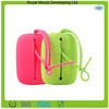 2016 Portable silicone key holder bag,silicone smart wallet,key holder wallet