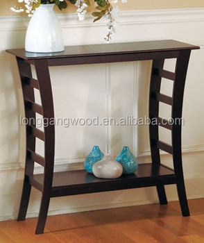 Modern Folding Sofa Table Portable Center Console