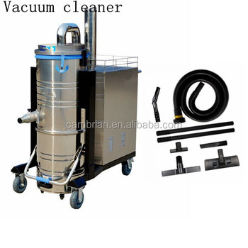 Easy Operation Low Noise Large Industrial Vacuum Cleaner With Lowest Price  - Buy Large Industrial Vacuum Cleaner,Battery Powered Industrial Vacuum