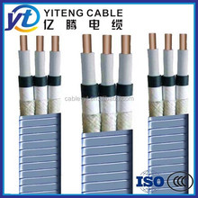 Motor Lead Extension 3 cores eletrical Submersible cable