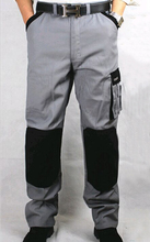 Dauerhafte Kundenspezifische Männer <span class=keywords><strong>Grau</strong></span> Cargo Pant Military Cargo Pants mit preis