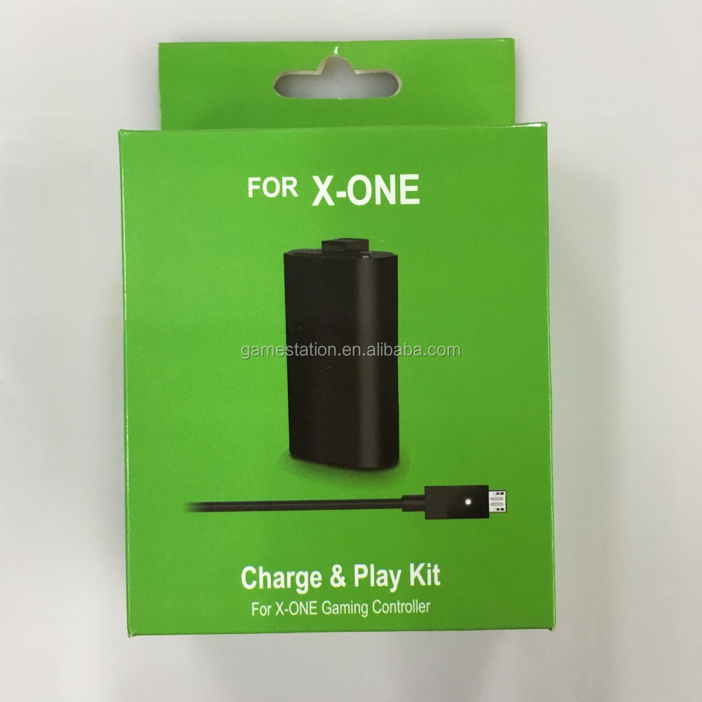Wholesale Charge & Play Kit For Xbox One controller for Xbox one controller battery pack
