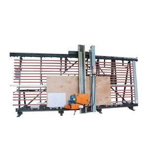 Low price and good quality woodworking machine vertical panel saw