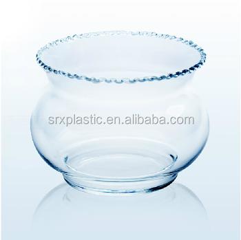 Custom Pet Fish Tanks Plastic Pet Fish Bowls For Sale