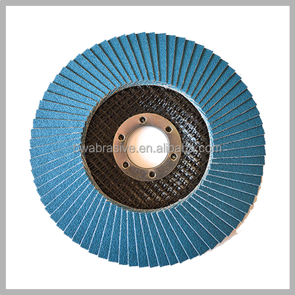125mm zirconia auomatic flap disc machine