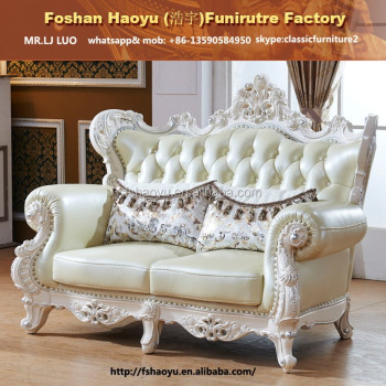 Luxury Antique Sofa Clic European Style Hotel