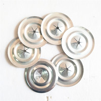 stainless steel round washer for insulation locking
