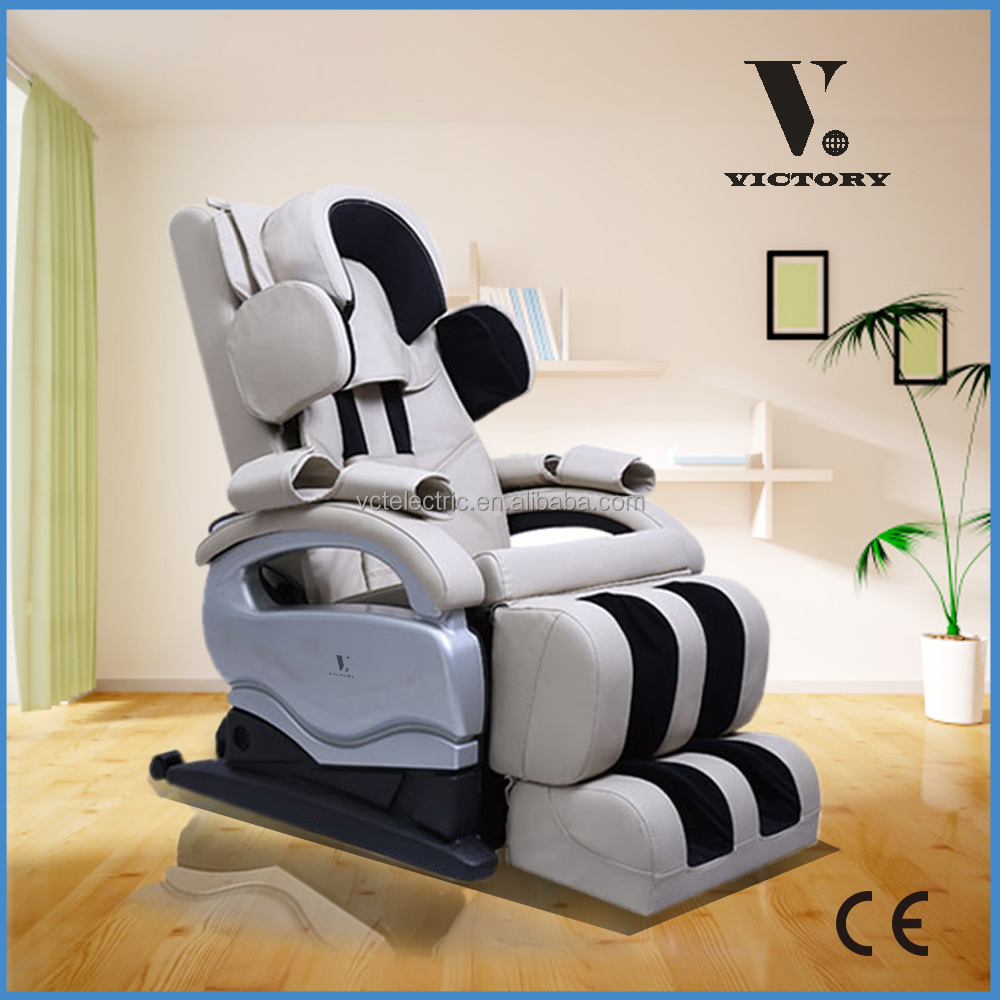 VCT-Y2 Cheap portable full dody zero gravity massage chair with CE 1year warranty