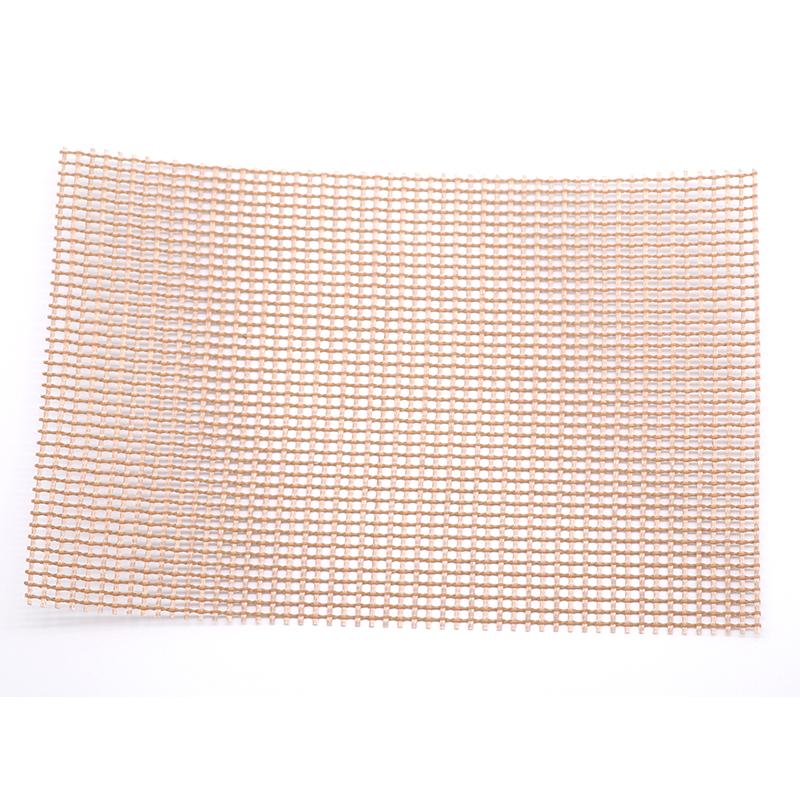 SRF-PG Red Silicone Rubber Coated Fiberglass Fireproof Cloth acid-resisting fiberglass mesh