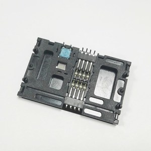 Shenzhen PCBA Manufacturer:8PIN DIP type /normally open IC smart card connector:KF001A