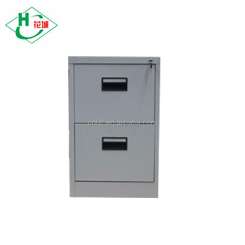 2 drawers metal file <strong>cabinet</strong> / small filing <strong>cabinet</strong> huacheng