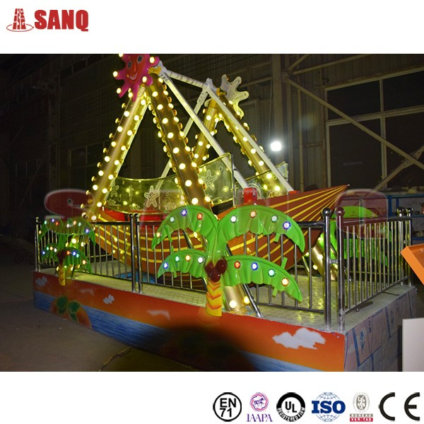 Mini pirate ship amusement park amusement park children <strong>games</strong>