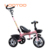China factory hot sale 10 inch EVA tire cheap modern baby tricycle