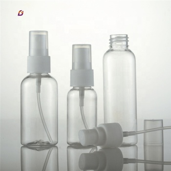 Cheap price plastic bottle 50ml