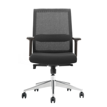 High back executive gas lift adjustable mesh office chair