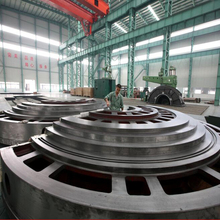Precision Steel Plate Heavy Machinery Parts Cutting Welding Fabrication And Cnc Machining Service