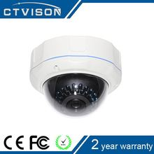 2015 Cheaper super quality vandal resist ir ip dome camera