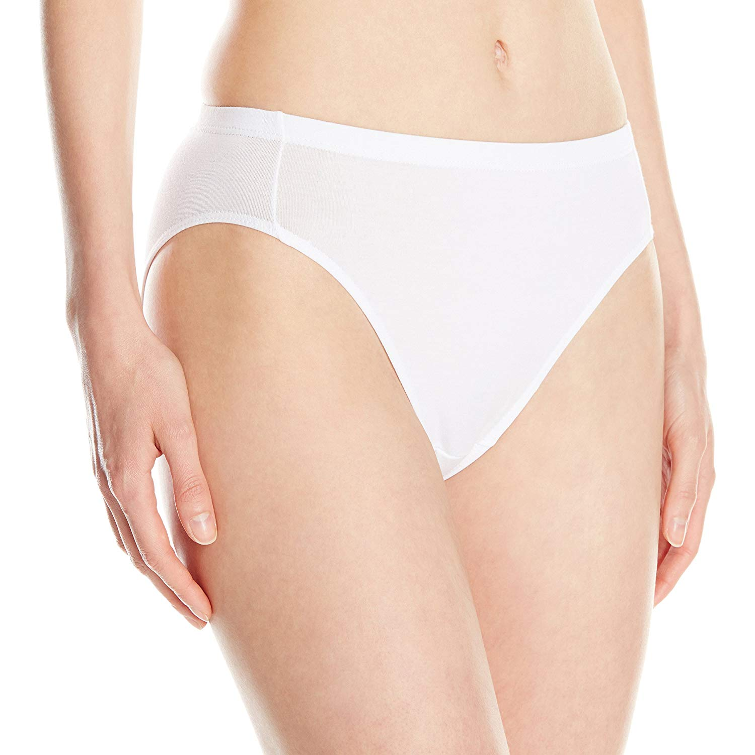 Elita The Essentials Cotton Hi-Cut Brief Panty (4040)