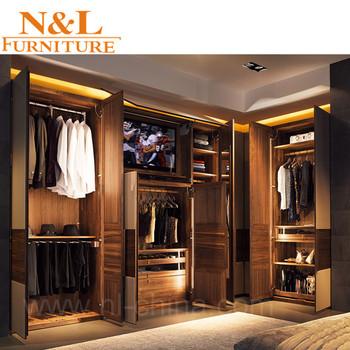 Charmant Building Materials New Design Custom Bedroom Closet And Wardrobe Aluminium  Profile Sliding Wardrobe Door