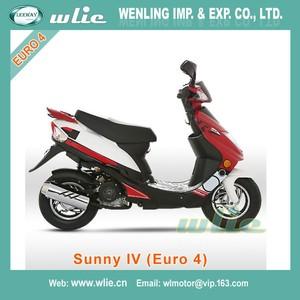 China Scooter Eec 2-stroke, China Scooter Eec 2-stroke