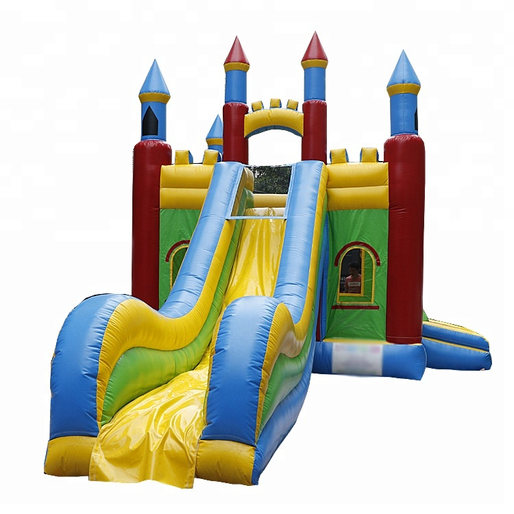 2017 Factory Price 9 X 5 X 5 m Bounce Houses Jumping Bouncy Castles Inflatable Pineapple Bounce Unit
