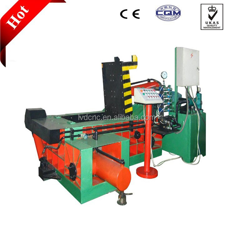 Y81 Metal Scrap Automatic Hydraulic Baler/Automatic Press Machine
