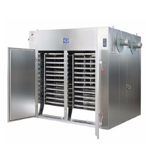 China supplier industrial gas electric drying oven equipment hot air circulating tray dryer