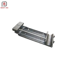 Precision heat resistant iron grate bar sand casting foundry