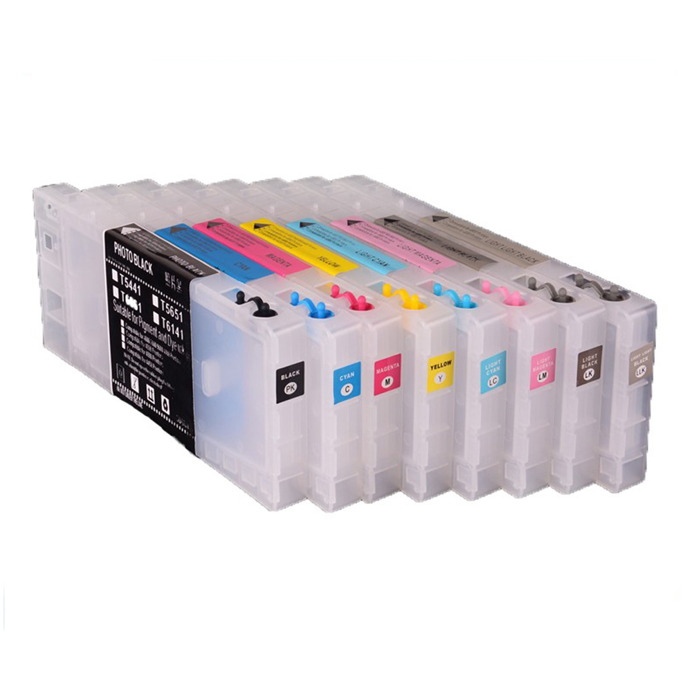 Ocbestjet Refill ink cartridges for epson 4000 7600 9600 printer inkjet cartridges
