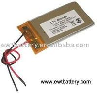 li-po battery pack, polymer battery pack,digital camera rechargeable battery