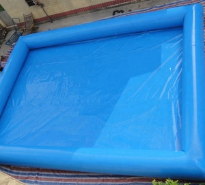 Blue inflatable pools/inflatables swimming pool for sale