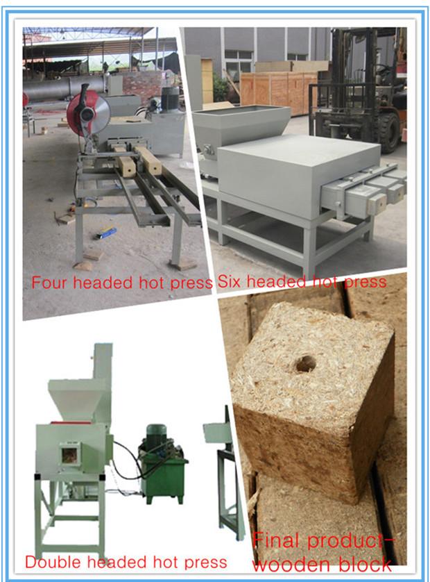 compacteur de copeaux de bois