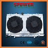 aluminium home auto radiator fan for CHEVROLET Tahoe-w/o Engine Oil Cooler V6 5.3 1999-2014