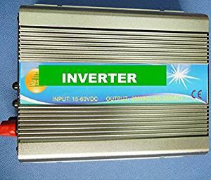 GOWE 300W DC24V/36V/48V Grid Tied Inverter, Pure Sine Wave Inverter for Solar System, 6pcs/lot