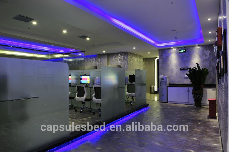 New Design Modern Bedroom Sets Furniture Technical Capsule Bed For ...