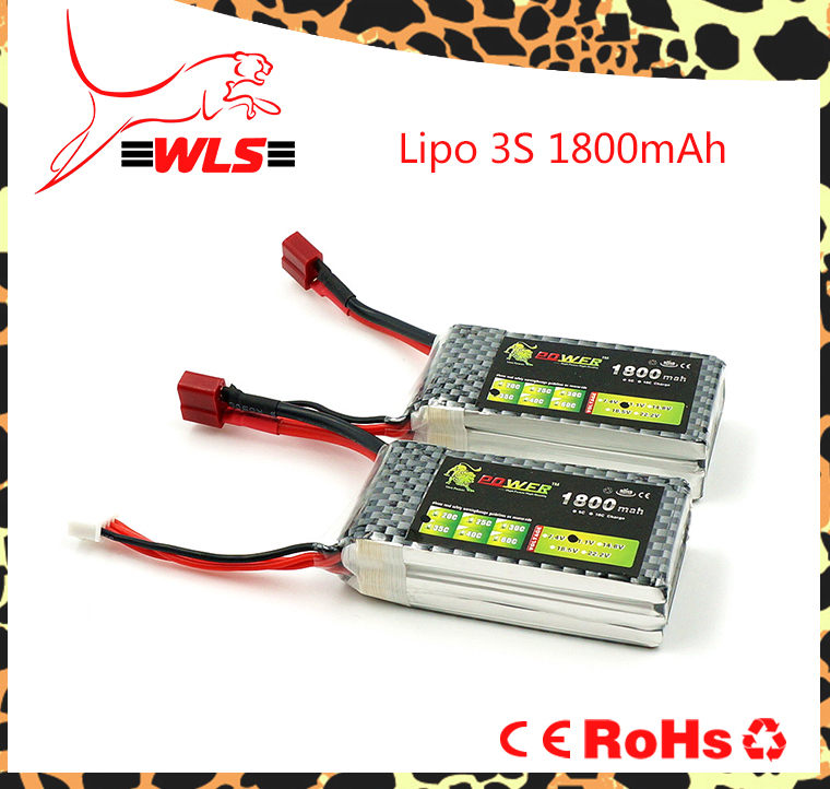 vapor batteries high drain rechargeable lithlium battery lipo battery 3s 11.1v Lipo 3S 1800mAh